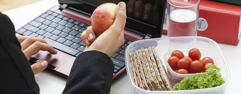 5 Delicious Guilt Free Snacks For Work