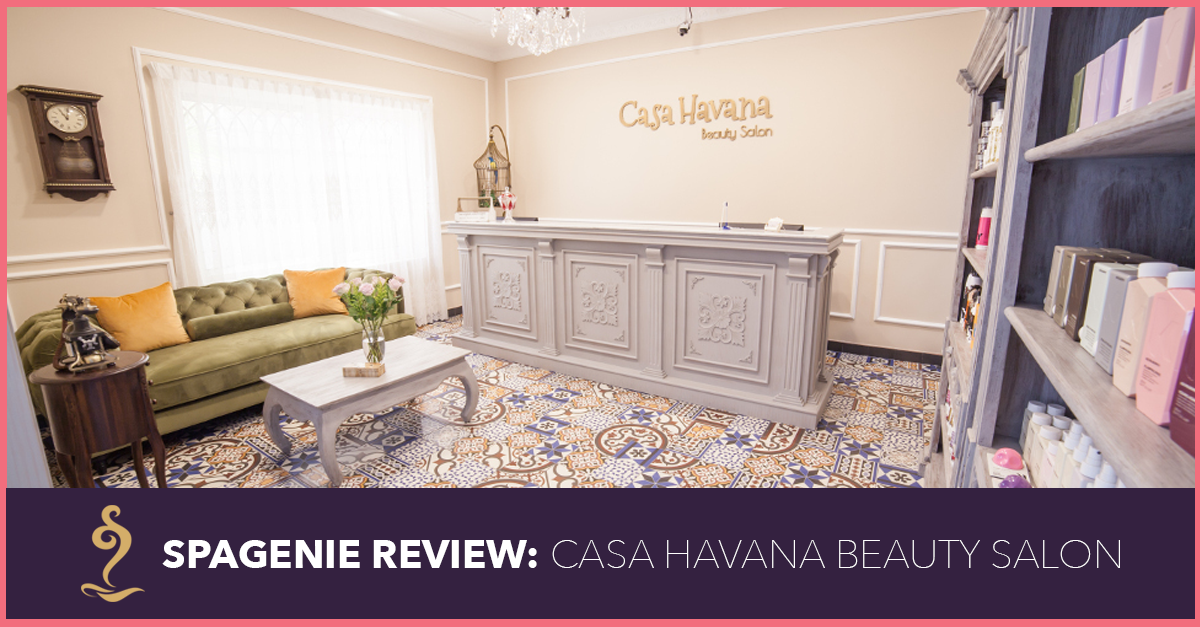 Tried and Tested: Casa Havana Signature Massage