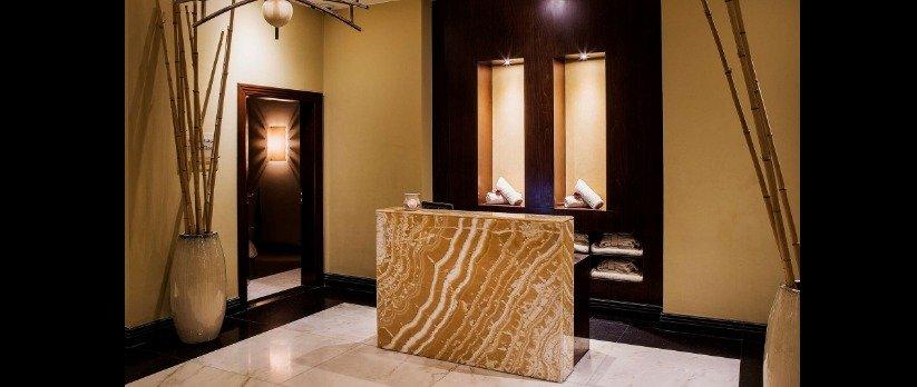 The Spa, Radisson Blu Hotel & Resort